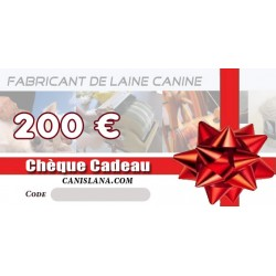 Chèque cadeau 100 €