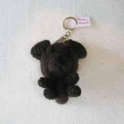 Amigurumi chien en laine canine