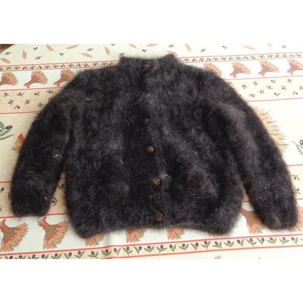 Gilet laine de bouvier bernois