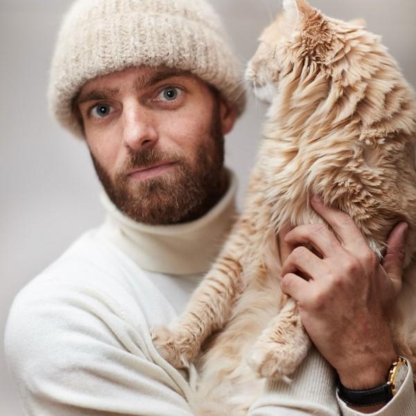 Mon bonnet, mon chat !