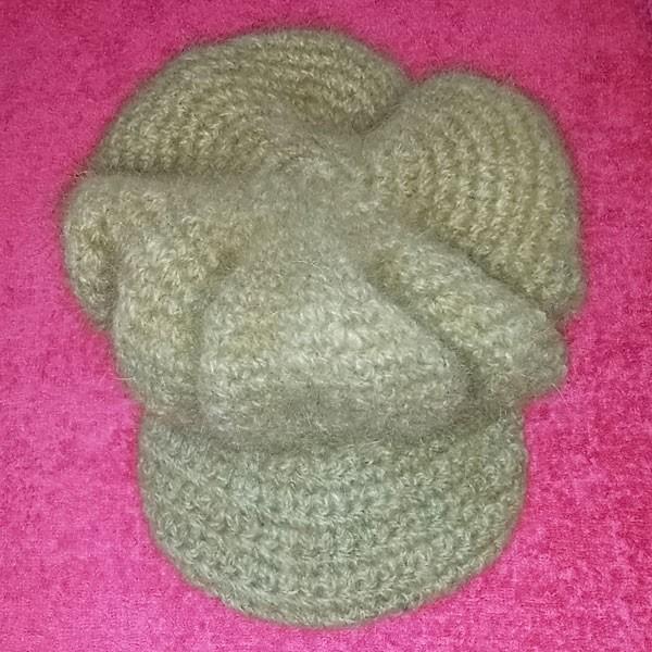 Casquette laine Leonberg