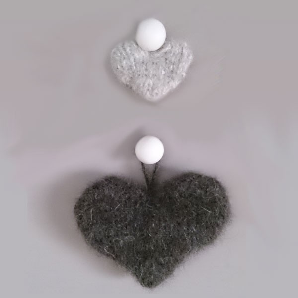 Mini coeur et maxi souvenir ...